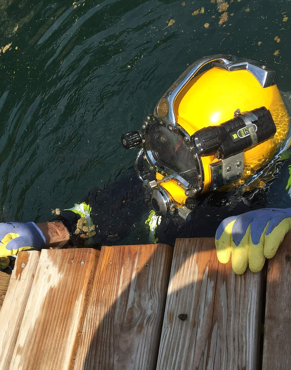 Commercial Diving, Marine Construction, Diving Contractors | Zion Marine
